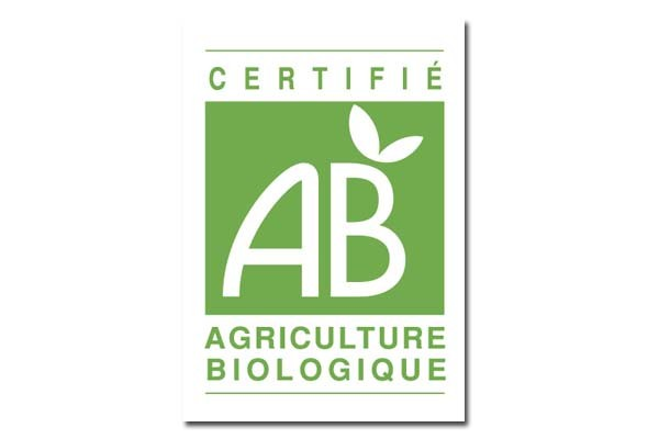 Produits certifiés Agriculture Biologique