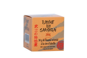 Image baume samourai Baume Chinois complément alimentaire