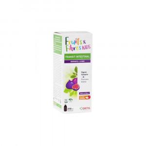 ortis-fruits-fibres-enfants-sirop-250ml