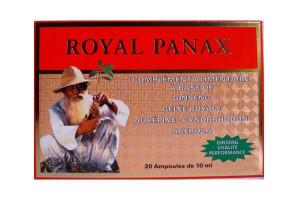 royal-panax-ampoules-nutrition-concept