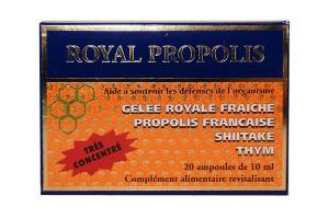 royal Propolis Ampoules BIO complément