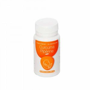 Curcuma Pipérine 60 gélules Le Germe de Vie