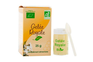 Gelée Royale bio 25 gr