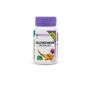 Glutathion Intracel 60 gélules 414,1mg MGD