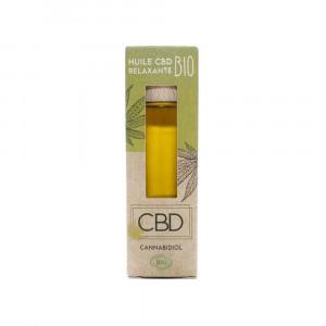 Huile CBD relaxante Bio - 30 ml - Abiocom
