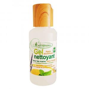 Gel mains hydroalcoolique Bio 75 ml Phytofrance