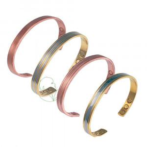 Bracelets magnétiques en Cuivre Auris