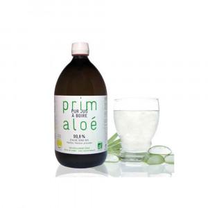 Pur Jus à boire Aloé Vera Bio 1L Prim'Aloe