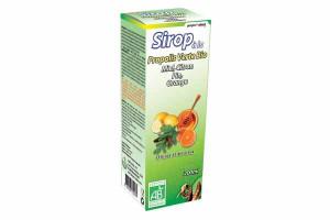 Sirop à la propolis bio 200 ml