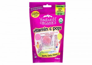 Sucettes Bio Pops Fruits Rouges