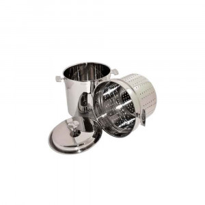 Traiteur multifonction 24 cm Baumstal Inox 18/10