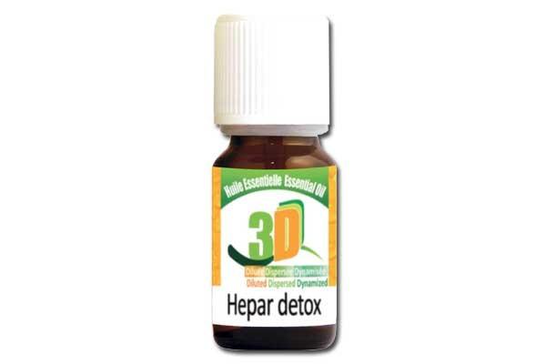 Complexe-Huiles-Essentielles-3D-Hepar Detox-Phytofrance