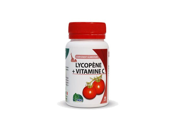Image lycopene vitamine C