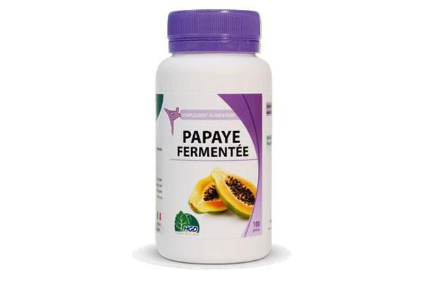 Image Jus Papaye fermentée Complément alimentaire
